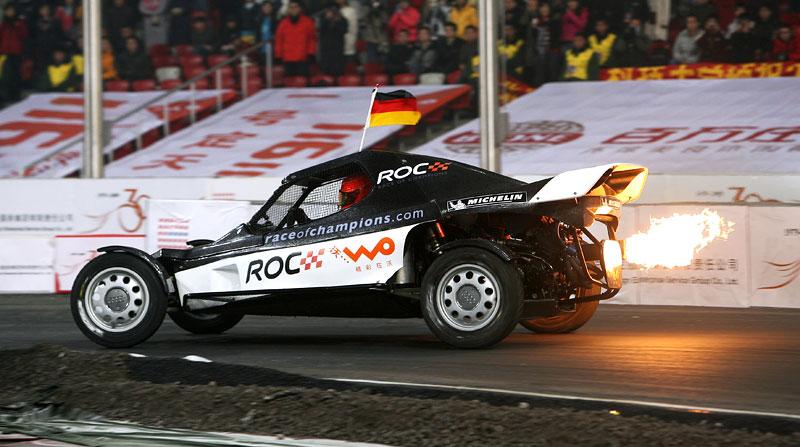 Alain Prost se zúčastní Race of Champions 2010: - fotka 51