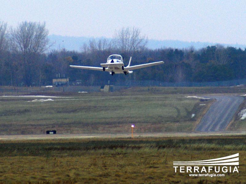 Terrafugia Transition: letadlo schopné jízdy po silnici: - fotka 17