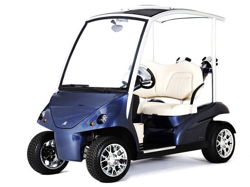 Garia: luxusní vozík pro milovníky golfu: - fotka 11