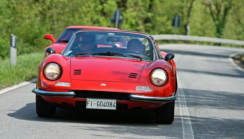 Reportáž: Mille Miglia 2010: - fotka 18