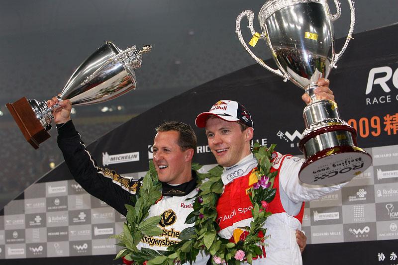 Alain Prost se zúčastní Race of Champions 2010: - fotka 52