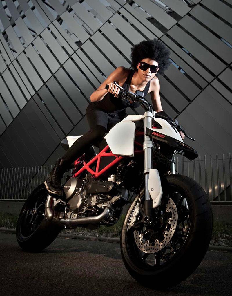 Ducati Students Concept – mládí vpřed: - fotka 18