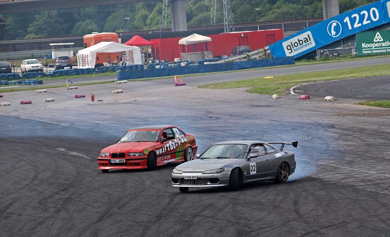 Czech Drift Series 2010 Sosnová: fotogalerie ze závěrečného závodu: - fotka 18