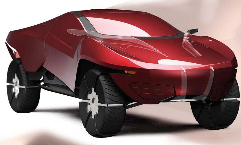 McLaren: studie crossoverů pro rok 2020 (+videa): - fotka 4