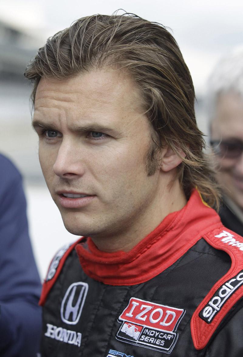 Las Vegas Indy 300: Zemřel Dan Wheldon: - fotka 18