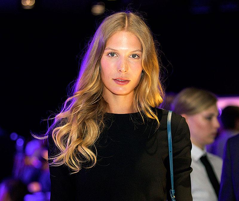 Paříž 2014: Modelky: - fotka 42