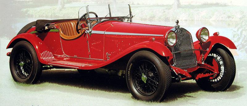 Pod lupou: Alfa Romeo 8C – včera a dnes: - fotka 1