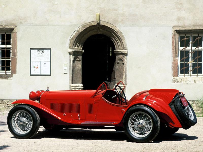 Pod lupou: Alfa Romeo 8C – včera a dnes: - fotka 3