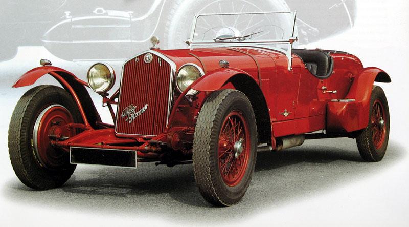 Pod lupou: Alfa Romeo 8C – včera a dnes: - fotka 4