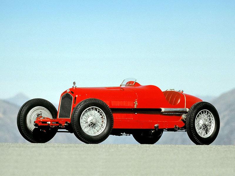 Pod lupou: Alfa Romeo 8C – včera a dnes: - fotka 5