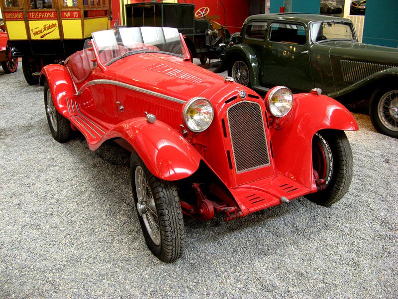 Pod lupou: Alfa Romeo 8C – včera a dnes: - fotka 6