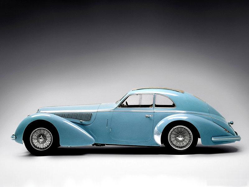 Pod lupou: Alfa Romeo 8C – včera a dnes: - fotka 11