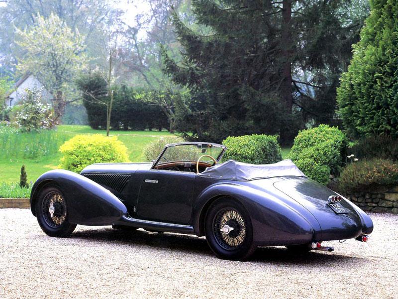 Pod lupou: Alfa Romeo 8C – včera a dnes: - fotka 14