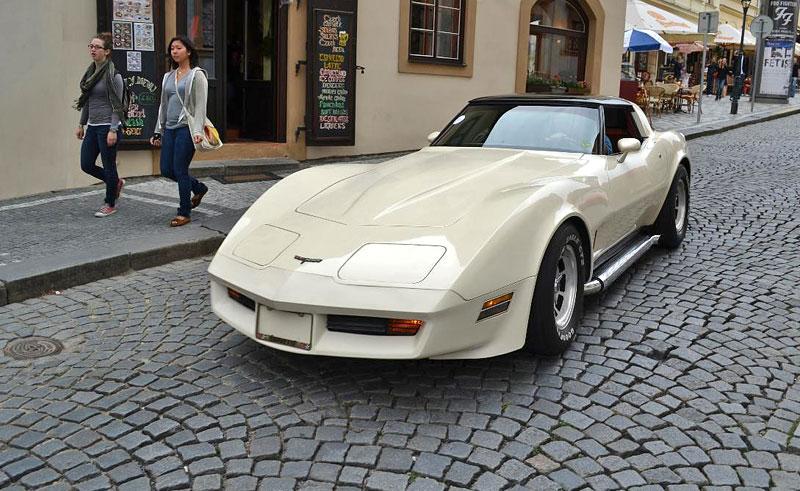 Corvette sraz Praha 2012: velká fotogalerie: - fotka 195