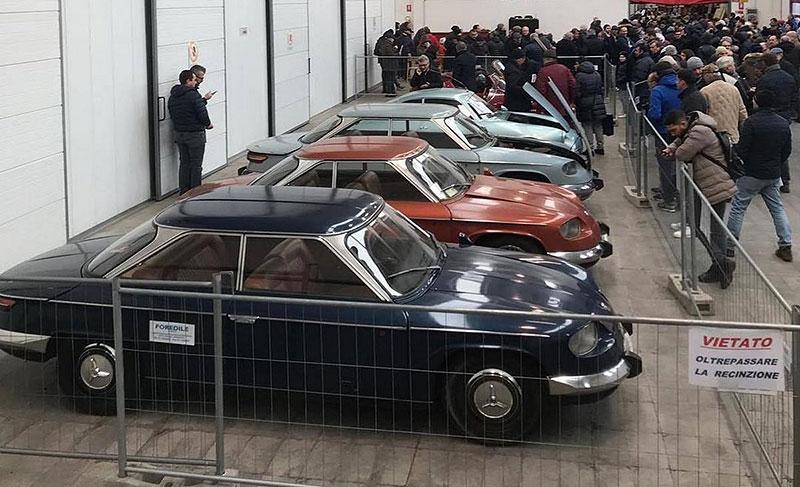 Opuštěná Alfa Romeo, která se našla po 35 letech, se prodala v dražbě. A vážně ne levně: - fotka 12