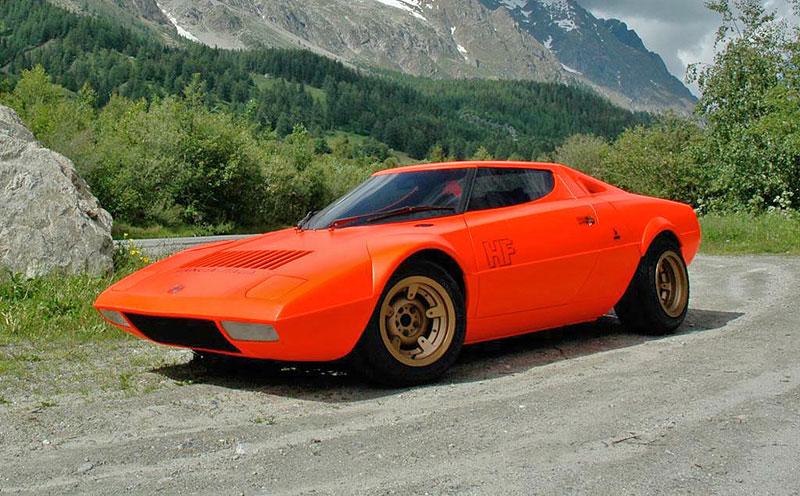 Pod lupou: Lancia Stratos - Z nuly jednička: - fotka 10