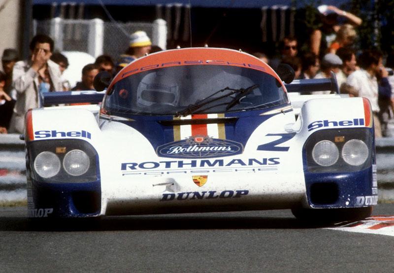 Pod lupou: Porsche 956 a 962 - Z Le Mans na silnice a zase zpátky: - fotka 1