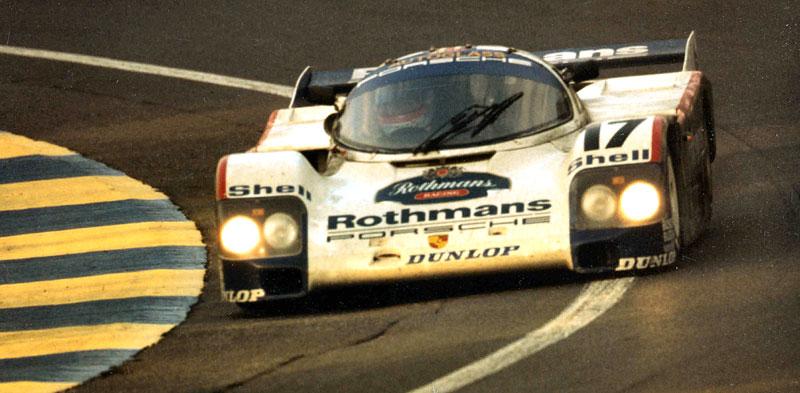 Pod lupou: Porsche 956 a 962 - Z Le Mans na silnice a zase zpátky: - fotka 22