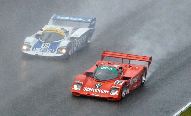 Pod lupou: Porsche 956 a 962 - Z Le Mans na silnice a zase zpátky: - fotka 34