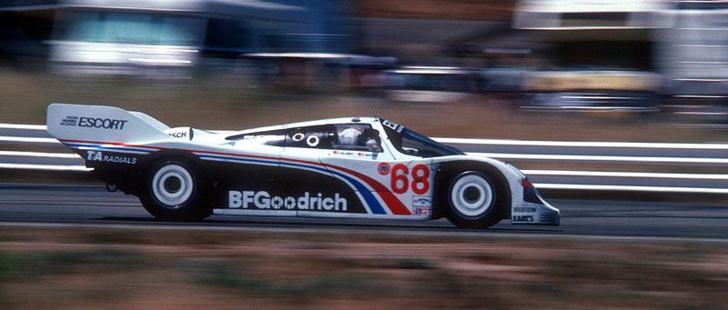 Pod lupou: Porsche 956 a 962 - Z Le Mans na silnice a zase zpátky: - fotka 37