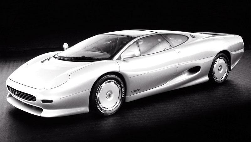 Pod lupou: Jaguar XJ220 – nejrychlejší auto světa...na jeden rok: - fotka 3