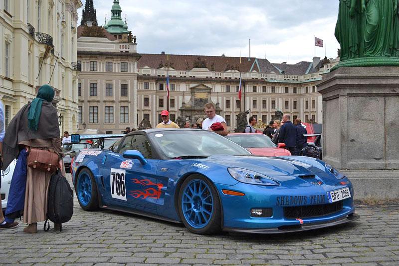 Corvette sraz Praha 2012: velká fotogalerie: - fotka 198