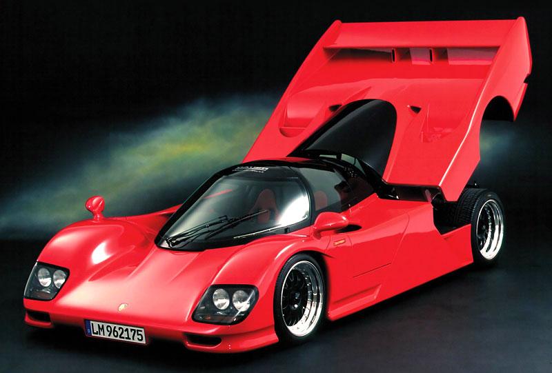 Pod lupou: Porsche 956 a 962 - Z Le Mans na silnice a zase zpátky: - fotka 48