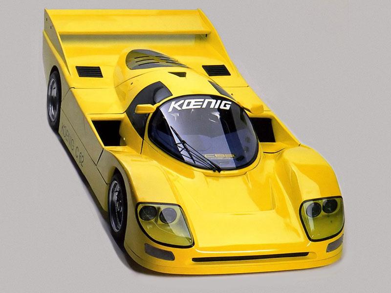Pod lupou: Porsche 956 a 962 - Z Le Mans na silnice a zase zpátky: - fotka 59