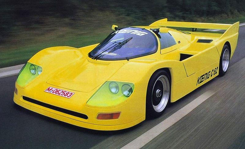 Pod lupou: Porsche 956 a 962 - Z Le Mans na silnice a zase zpátky: - fotka 60