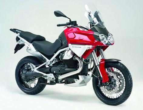 Motocykl roku 2008: vyhrajte Aprilii Pegaso: - fotka 19