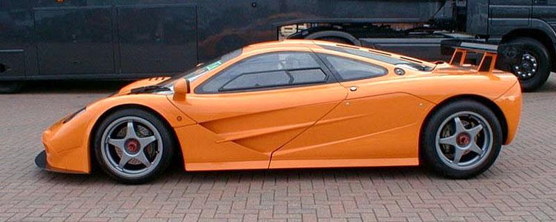 Pod lupou: McLaren F1, legendární král: - fotka 9