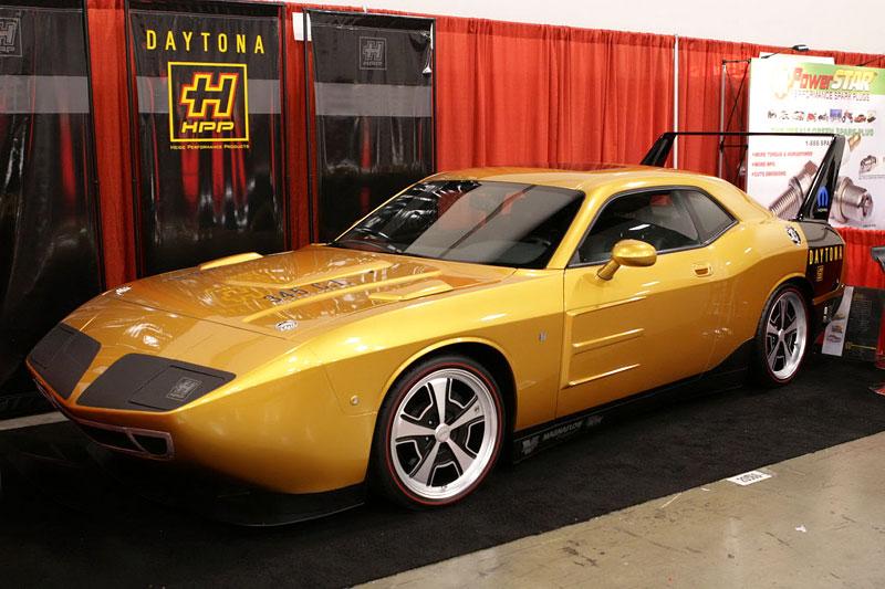 HPP Dodge Challenger Daytona Concept: - fotka 11