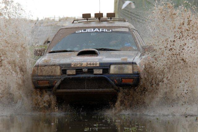 Reportáž: Rallye Budapest – Bamako 2010: - fotka 19
