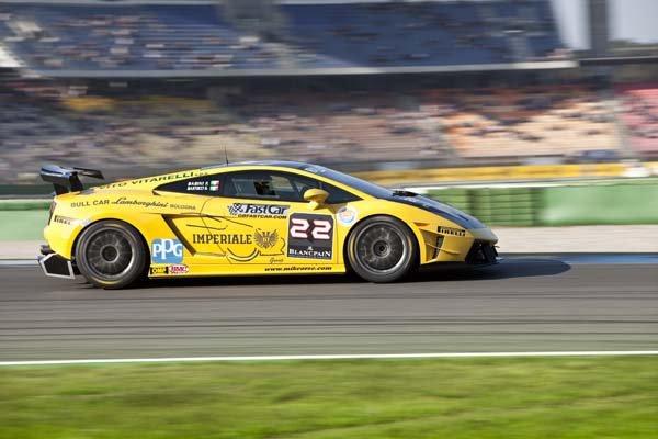 Lamborghini Blancpain Super Trofeo, FIA GT3 a FIA GT1 o víkendu v Brně!: - fotka 19
