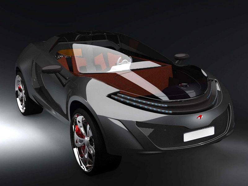 McLaren: studie crossoverů pro rok 2020 (+videa): - fotka 5