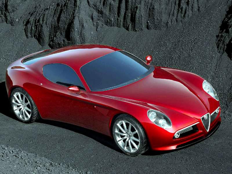 Pod lupou: Alfa Romeo 8C – včera a dnes: - fotka 19