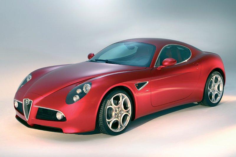 Pod lupou: Alfa Romeo 8C – včera a dnes: - fotka 21