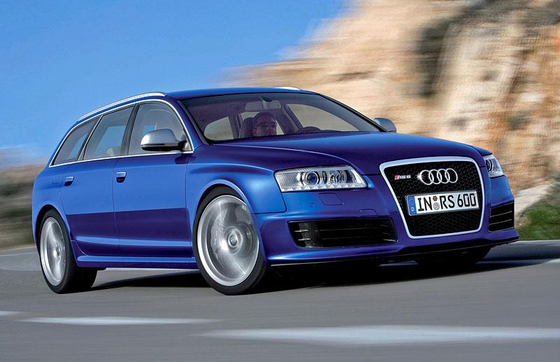 Pod lupou: Audi RS 6: - fotka 52