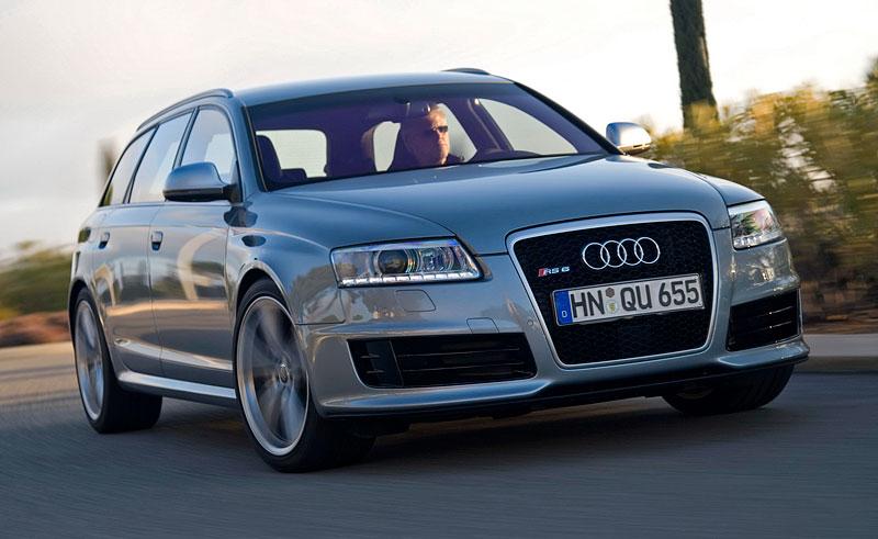 Pod lupou: Audi RS 6: - fotka 53