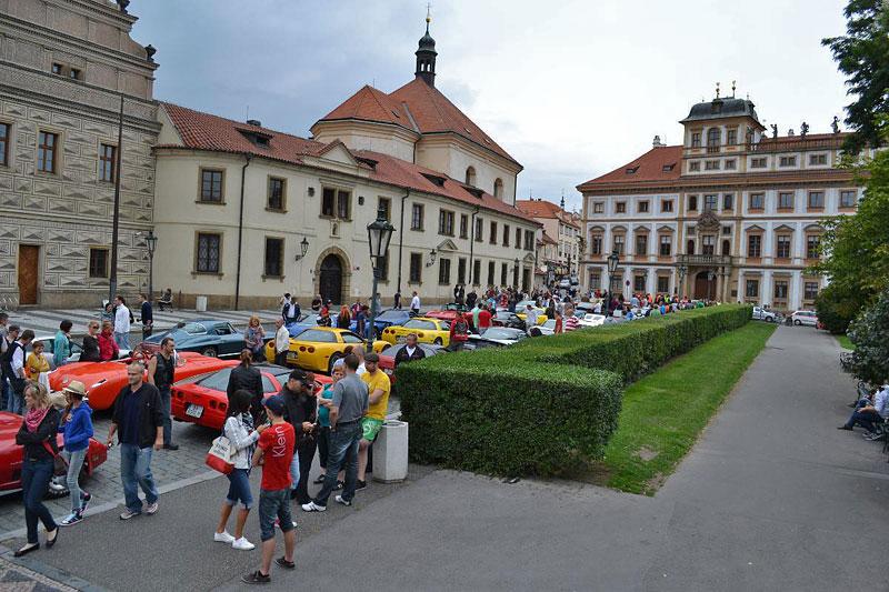 Corvette sraz Praha 2012: velká fotogalerie: - fotka 200