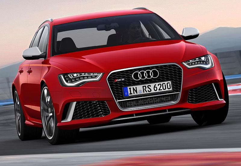 Pod lupou: Audi RS 6: - fotka 69
