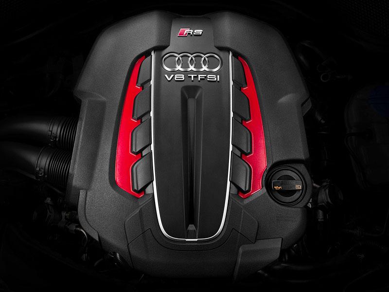 Pod lupou: Audi RS 6: - fotka 78