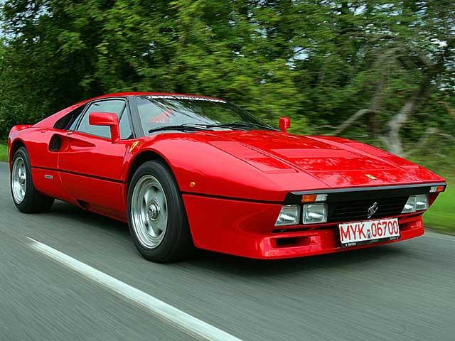 Pod lupou: Ferrari 288 GTO – Podruhé a naposled: - fotka 25