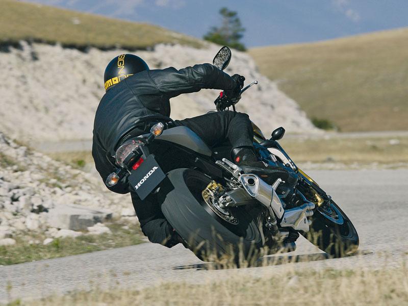 Test - Honda CB600F Hornet: - fotka 20