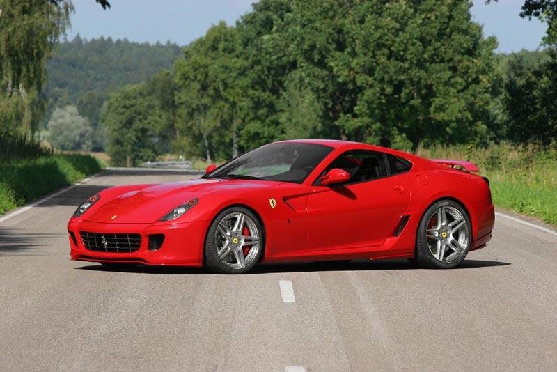 Novitec Rosso Ferrari 599 GTB: - fotka 2