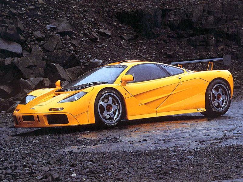 Pod lupou: McLaren F1, legendární král: - fotka 10