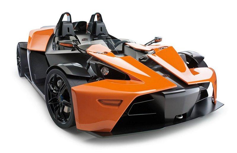 Ženeva živě: KTM X-Bow Dallara: - fotka 18