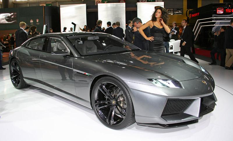 Lamborghini Estoque opět na pořadu dne?: - fotka 24