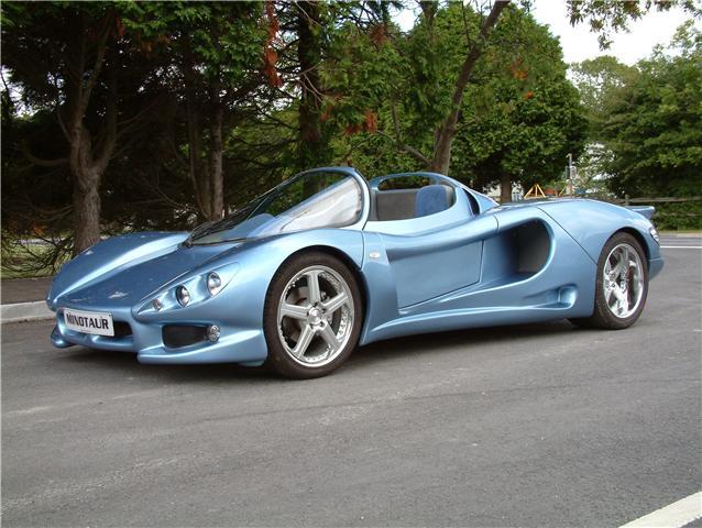 Vision Sportscars Minotaur: mezinárodní mix: - fotka 5