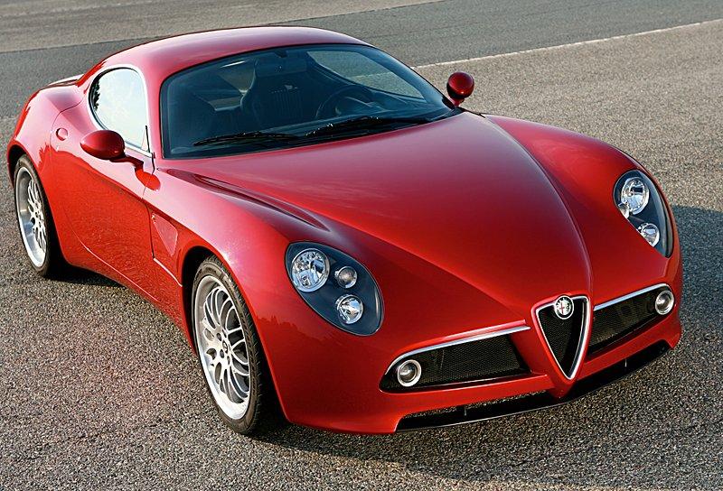 Pod lupou: Alfa Romeo 8C – včera a dnes: - fotka 52
